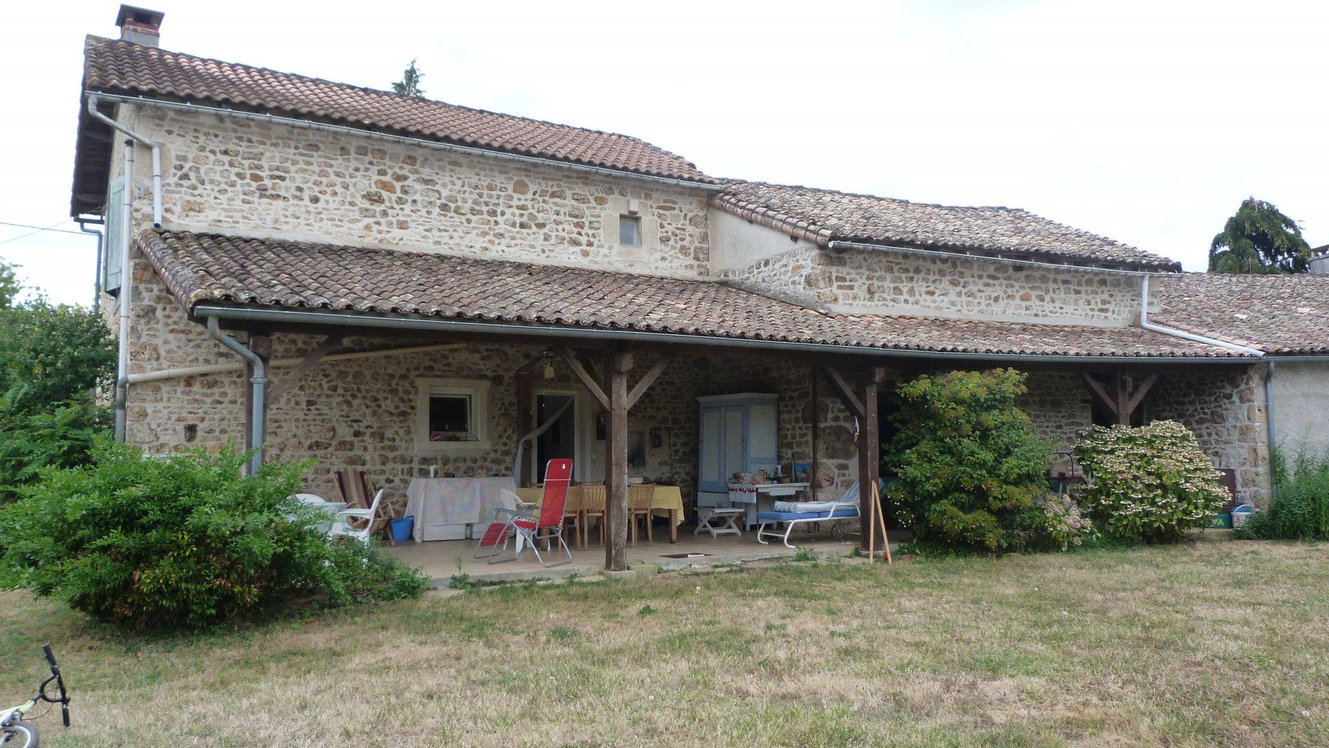 Sale Farmhouse - Caunay