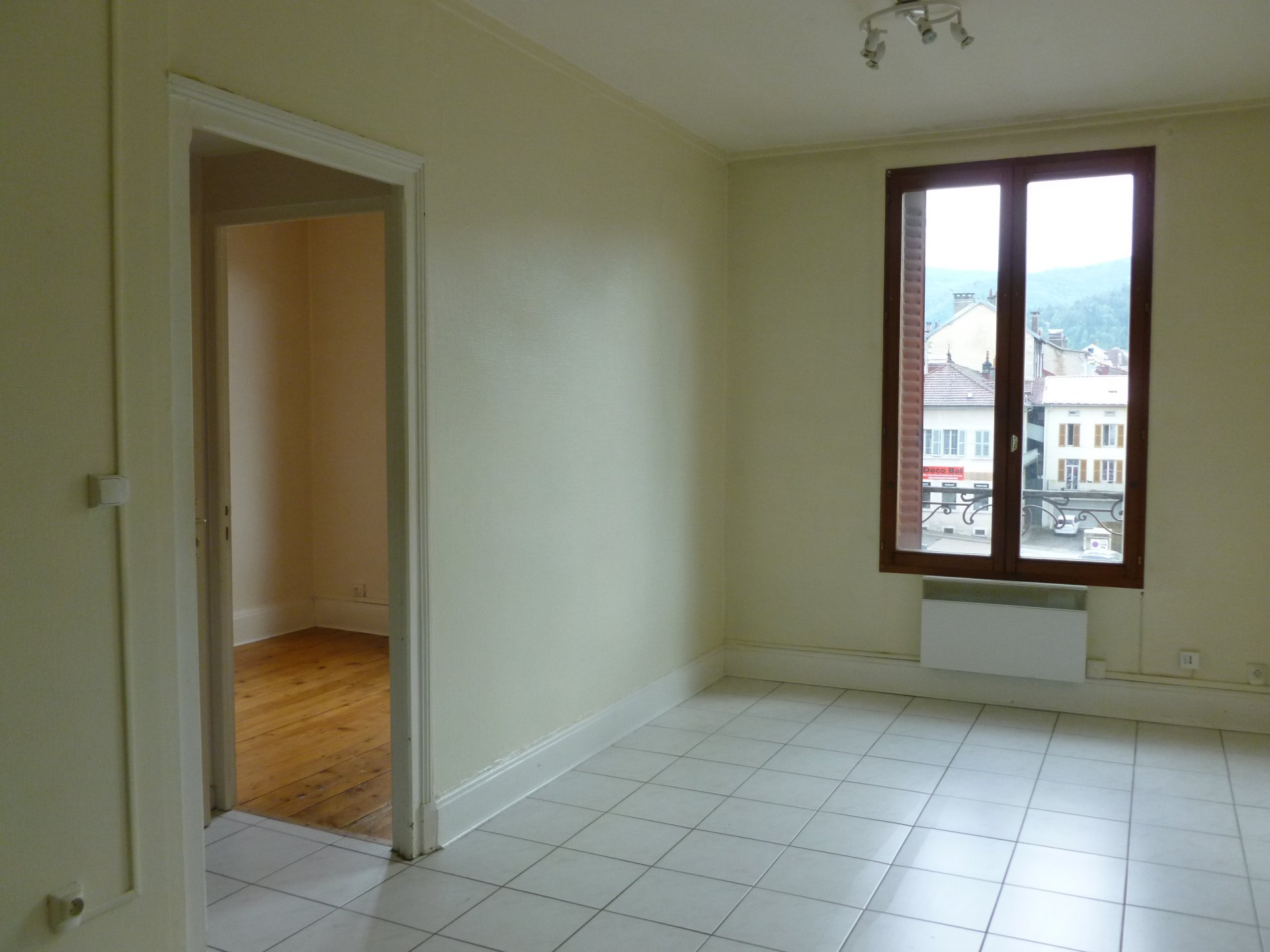 Appartement T1 bis en centre-ville