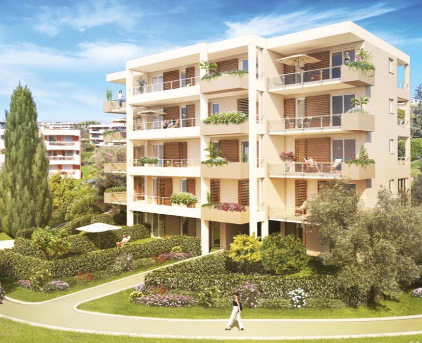 JUAN LES PINS - French Riviera - 1 bed apartment near beaches