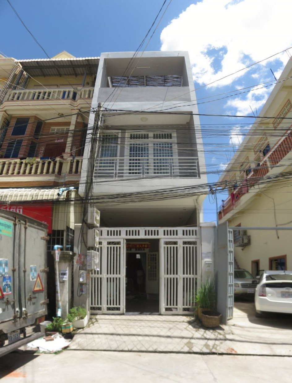 Flat for Sale $140K at Steung Mean Chey