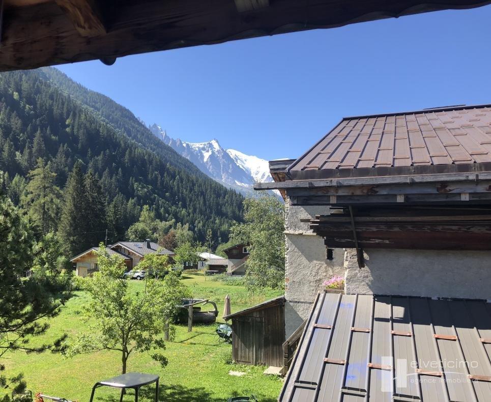 Chalet 3 chambres, Argentière, Chamonix Mont-Blanc
