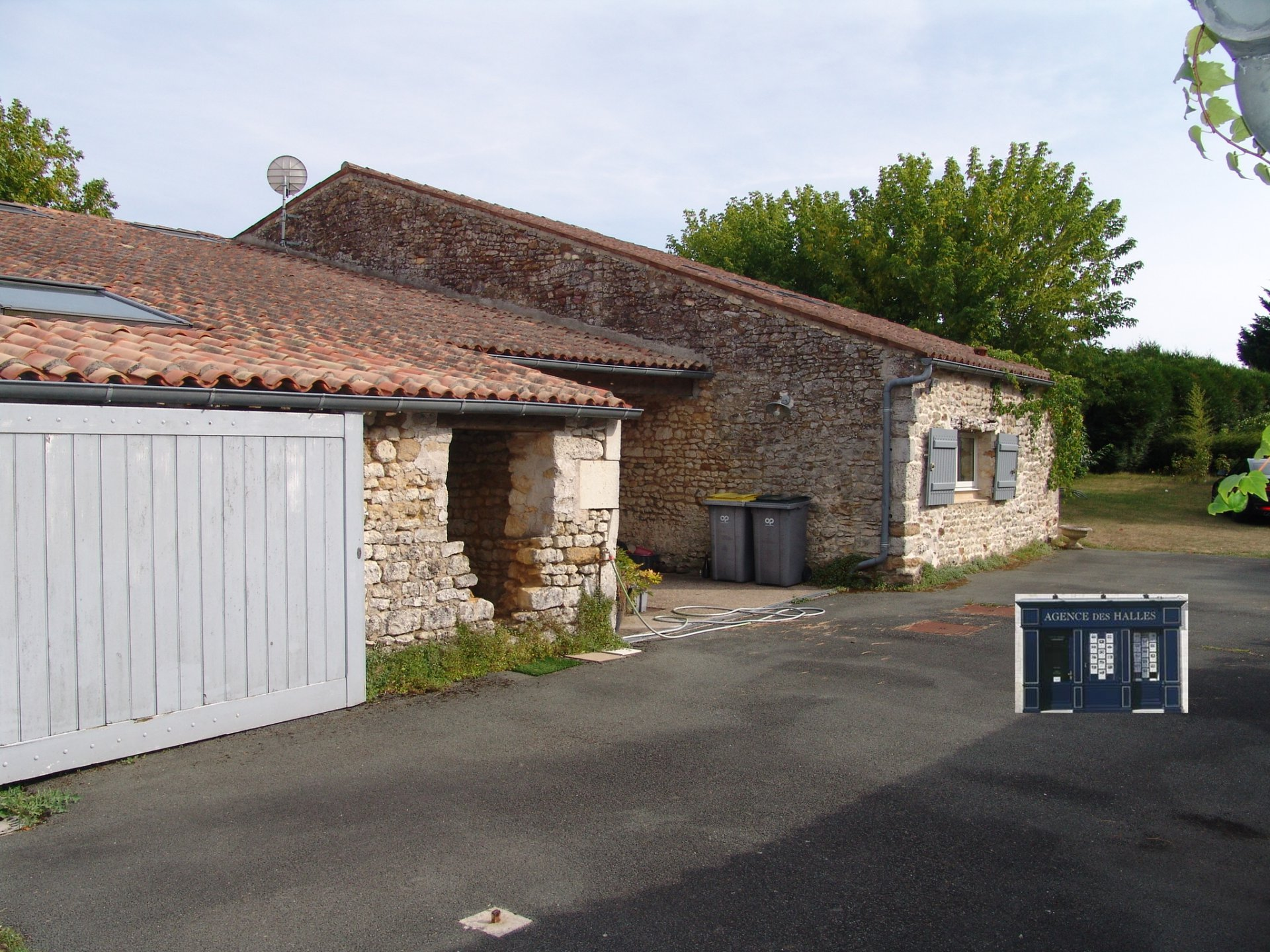 Charente house