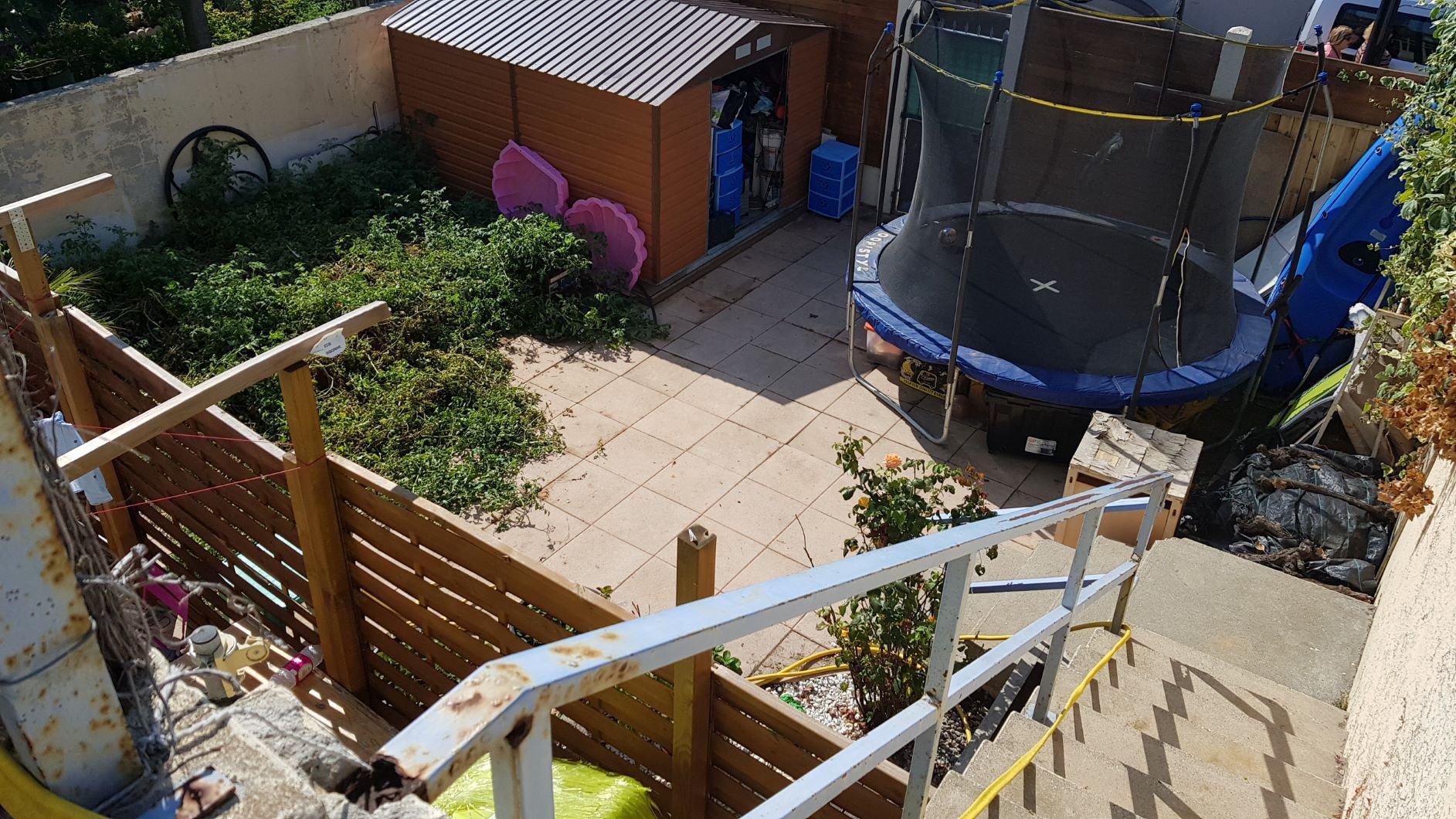 Gruissan Village -Maison T6 Traversante-Terrasse-Jardin-Garage