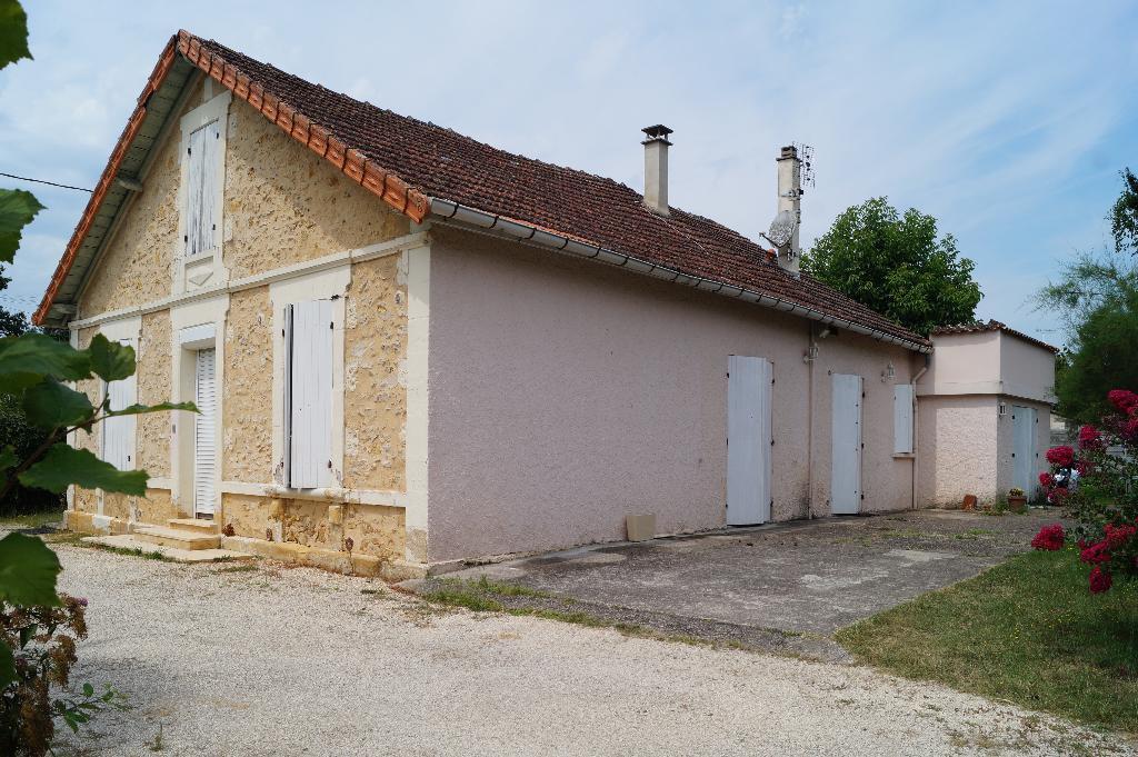 Maison 1910 en pierre