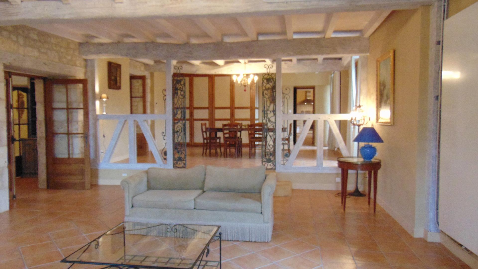 Maison XVIII ème  rénovée avec Piscine