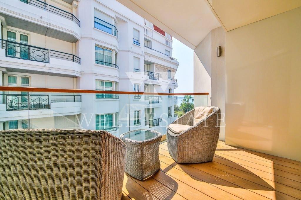 Seasonal rental Apartment - Cannes 7 Croisette