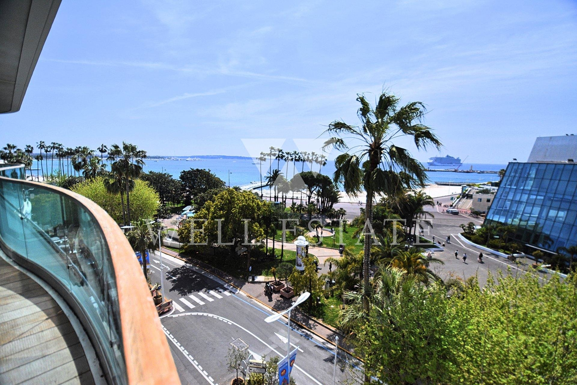 季节性出租 公寓 - 戛納 (Cannes) Croisette