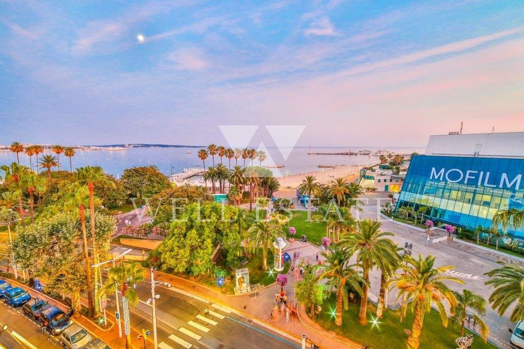 Сезонная аренда Апартаменты - Канны (Cannes) 7 Croisette - N°701