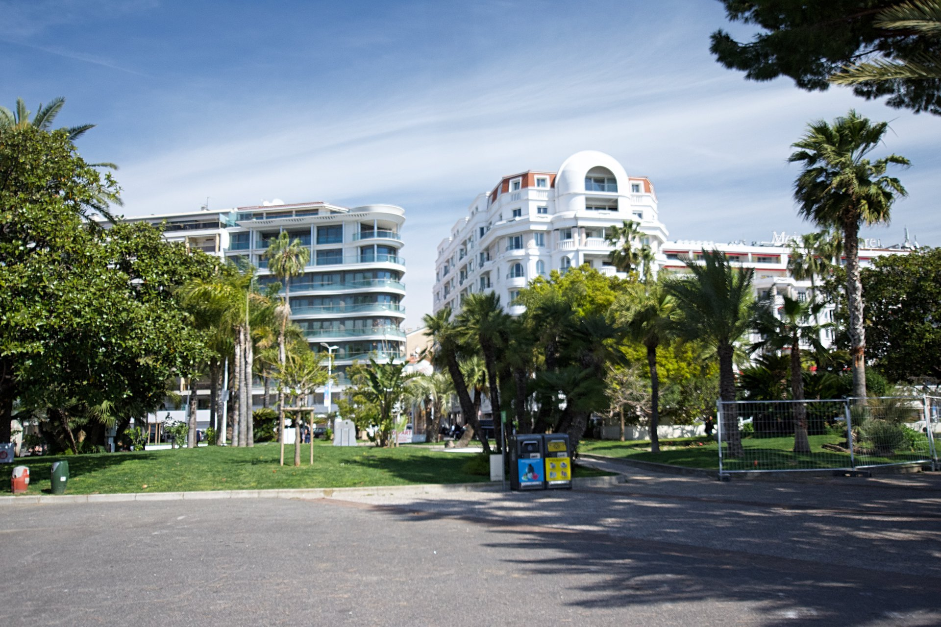 Seasonal rental Apartment - Cannes 7 Croisette - N°701