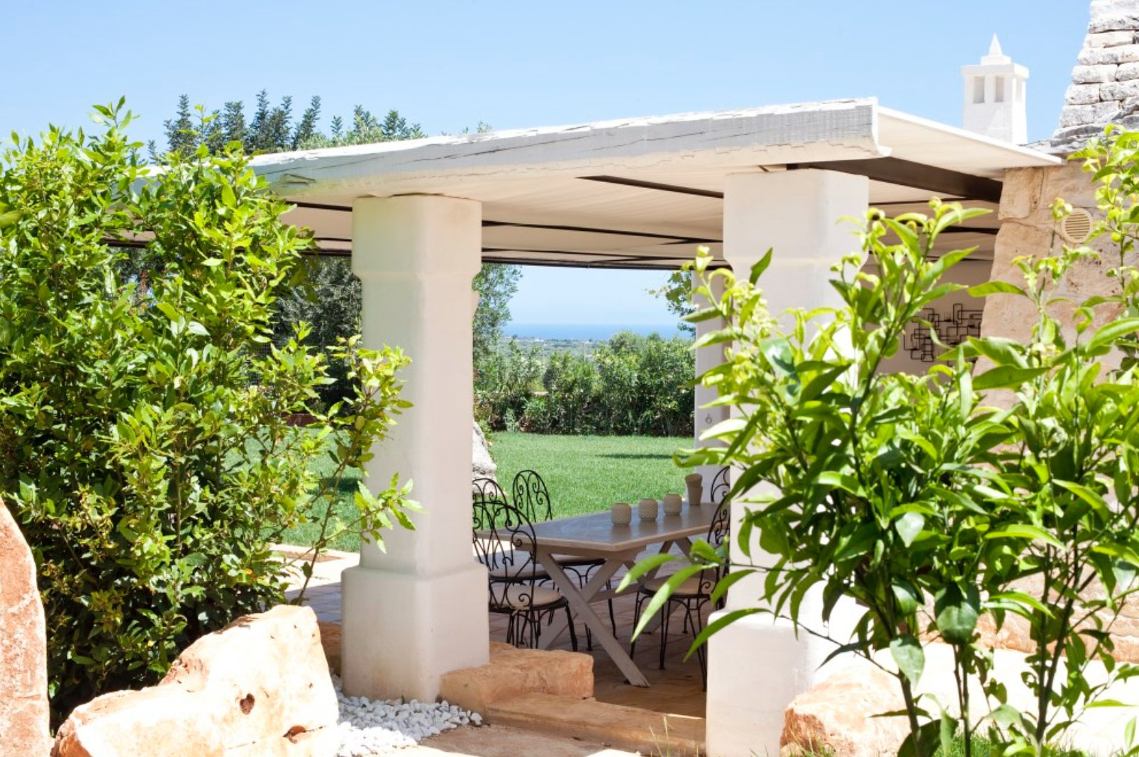 Rental Villa Trullo Alice - Les Pouilles, near the sea