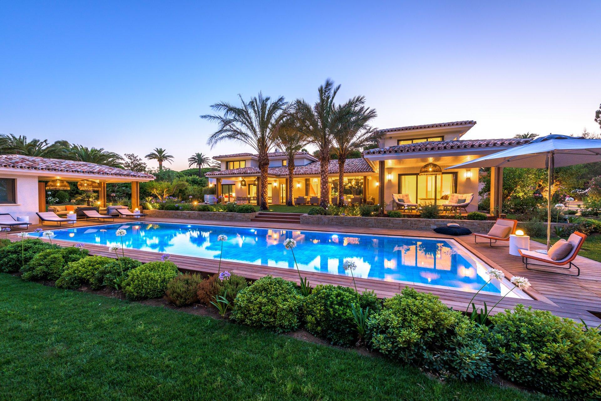 New property - Parcs de St Tropez