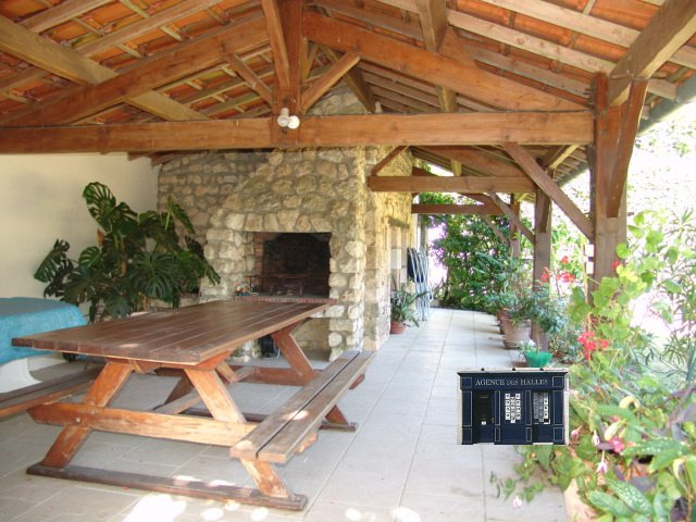 Charentaise of 265 sqm