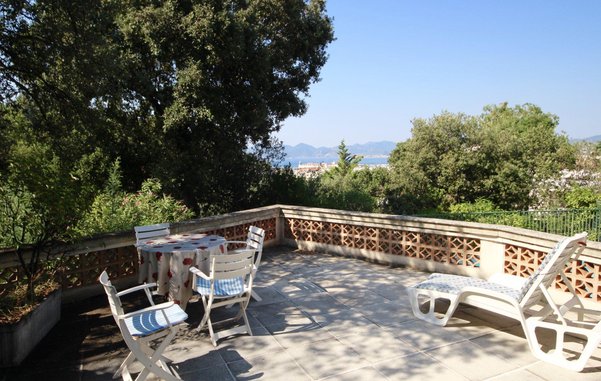 Cannes Montfleury, Spacieux 4P de charme avec piscine privée