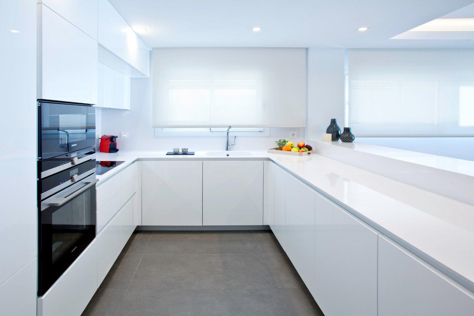 Appartement neuf avec vue panoramique sur la mer