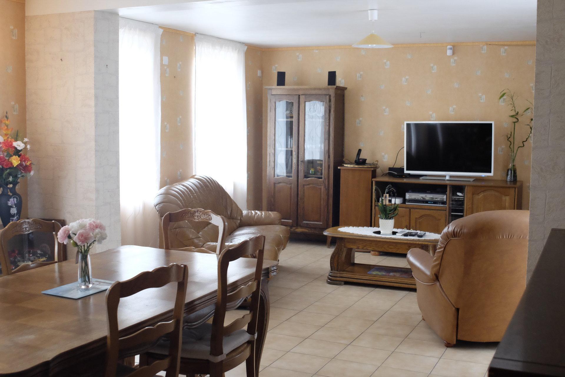 Maison T5 - St Pierre les Elbeuf