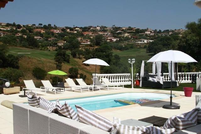Sainte Maxime - villa 240 m2