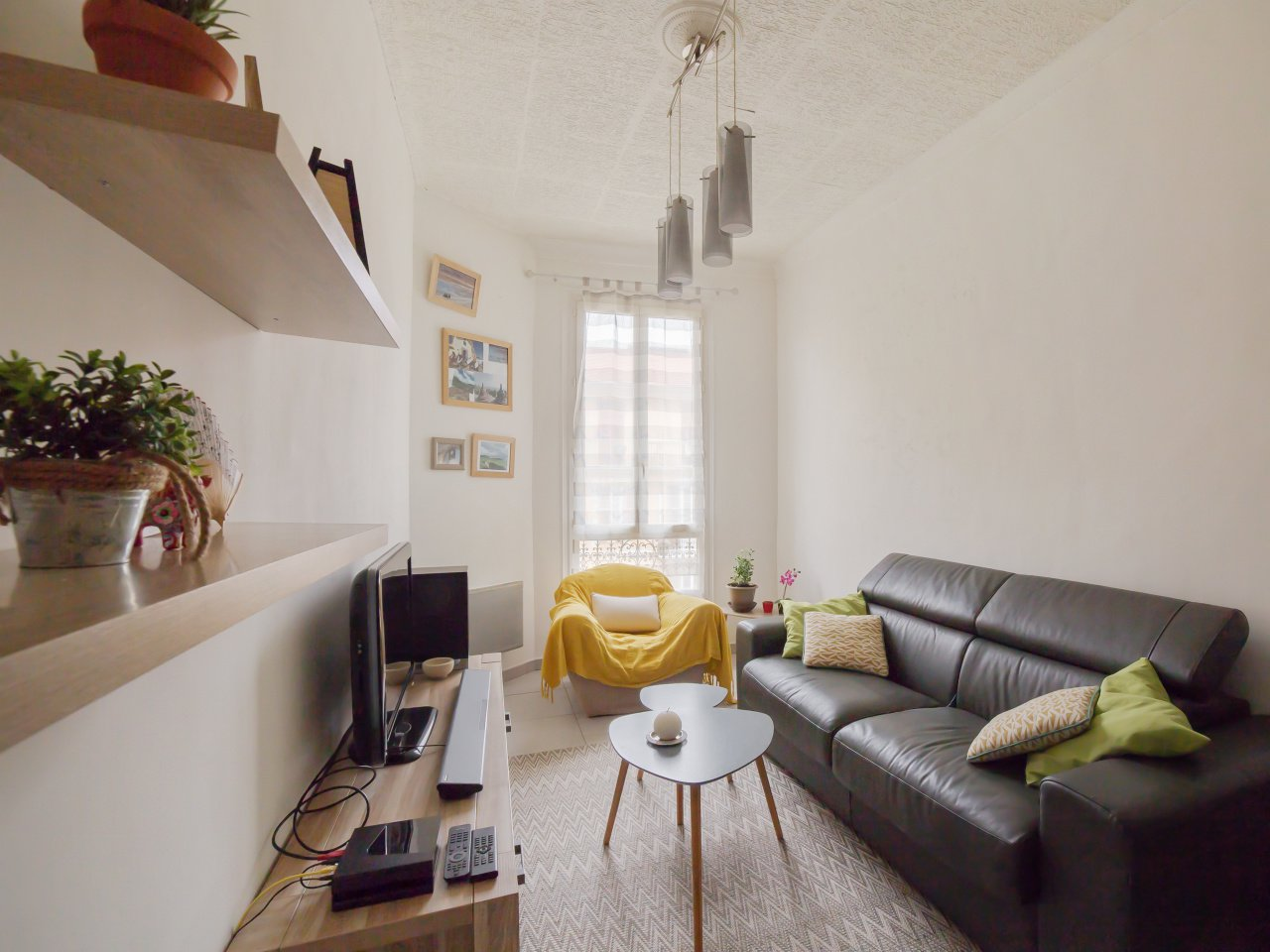 Location Appartement - Nice Riquier