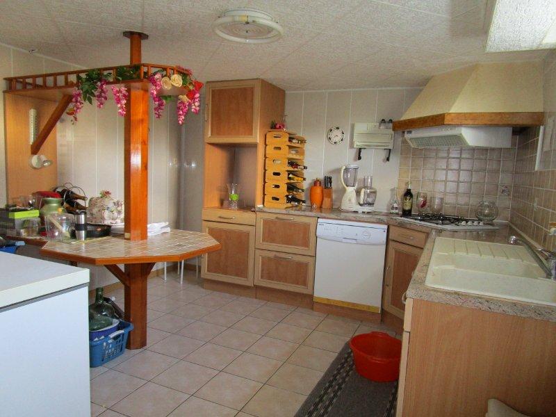 A vendre  maison indivuduelle en Bourgogne