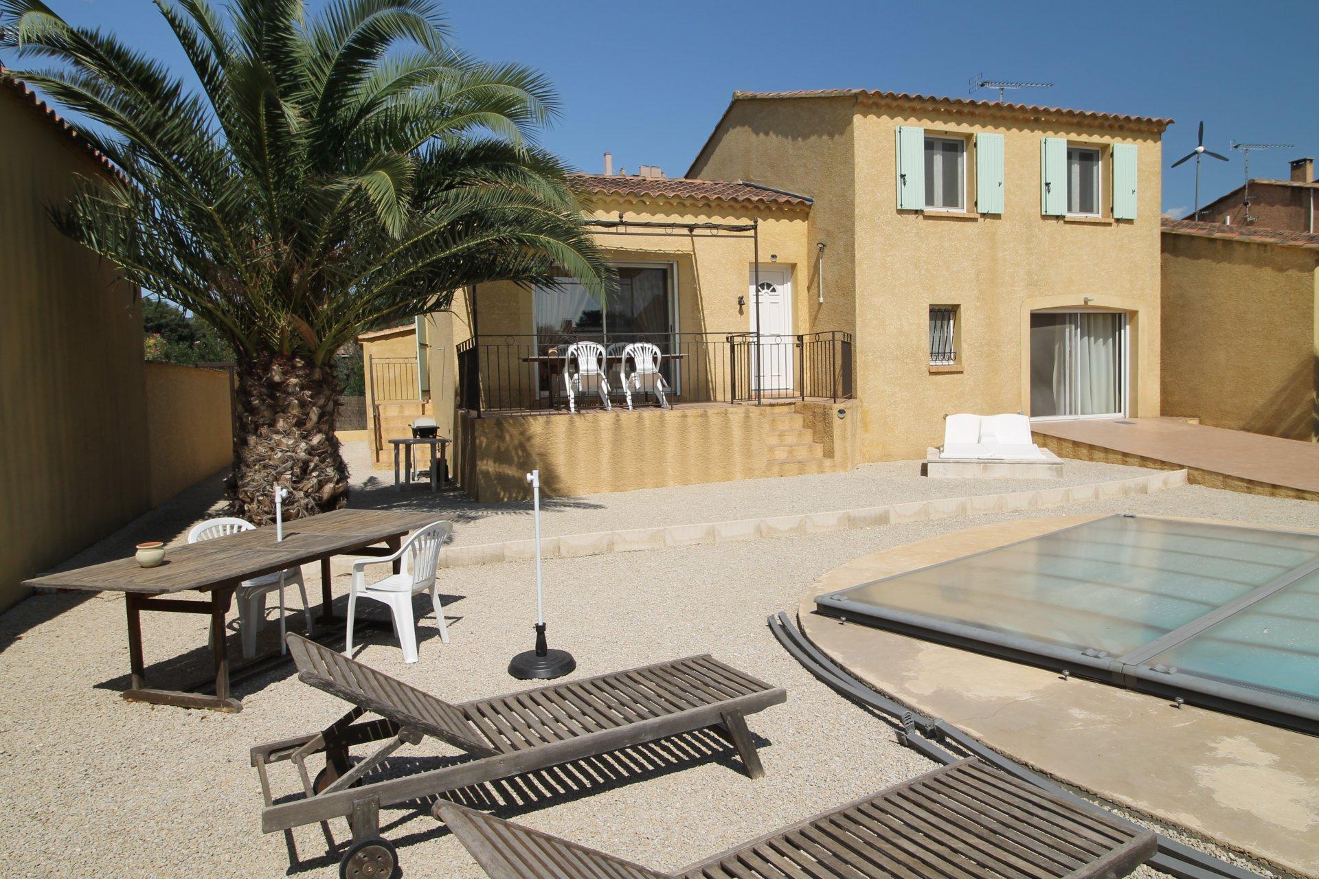 Arles - Maison avec jardin