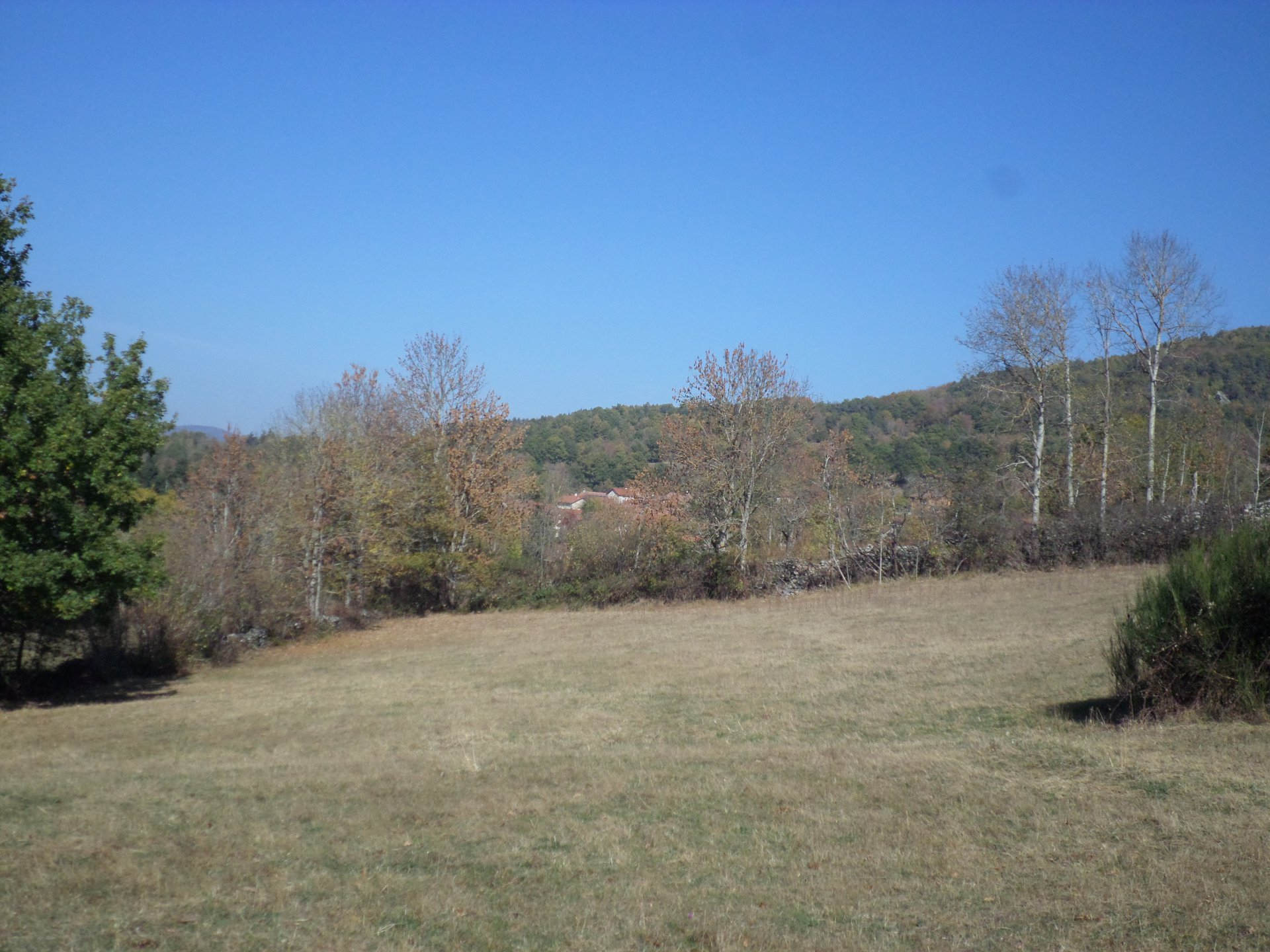 Sale Plot of land - Rosieres