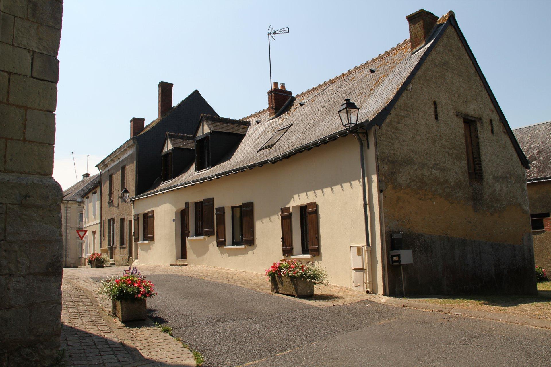 Maison de village - Sonzay