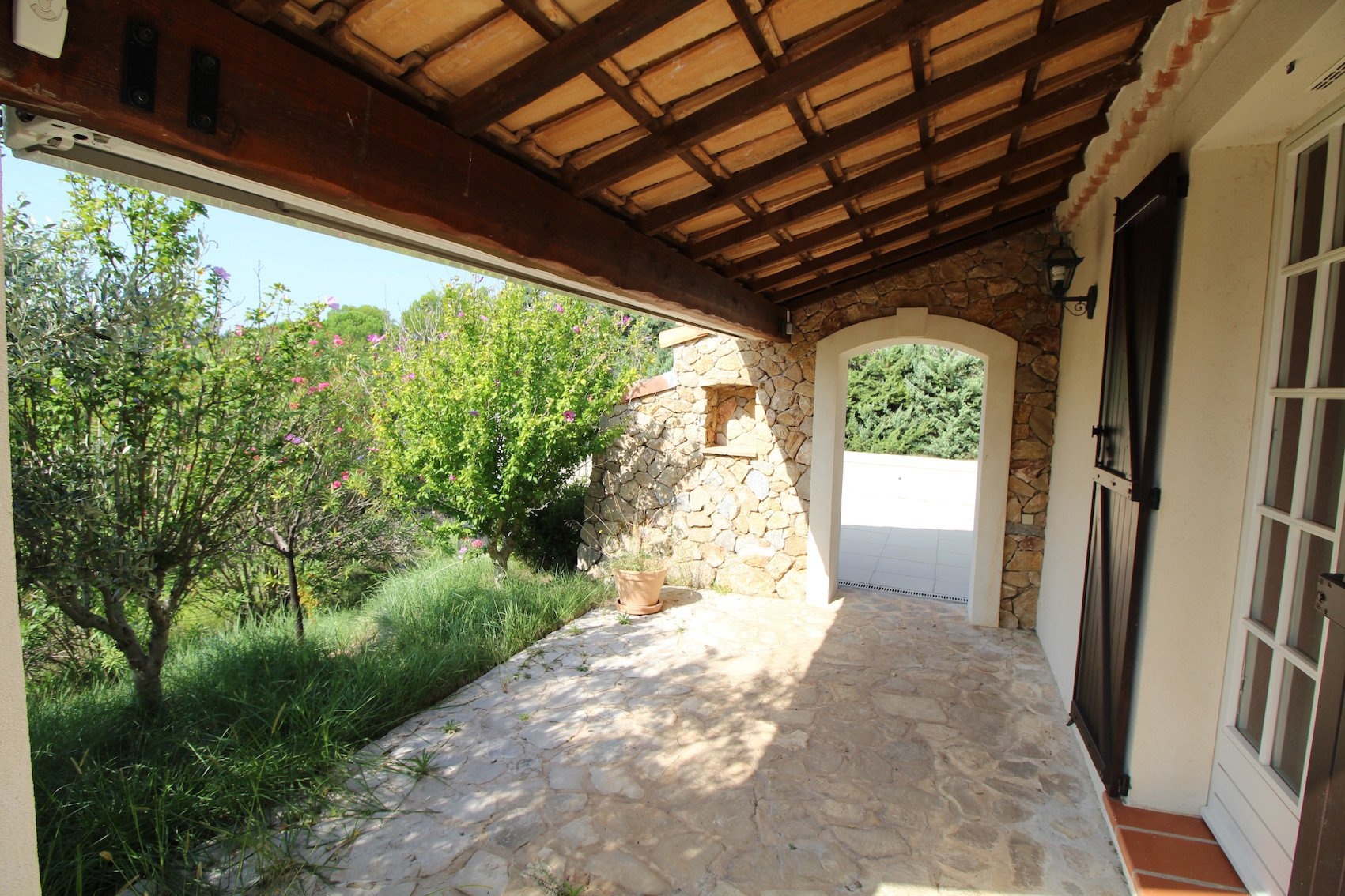 Le Val, a lovely house with an exceptional panoramic view