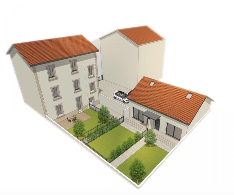Appartement T3 Neuf Villeurbanne