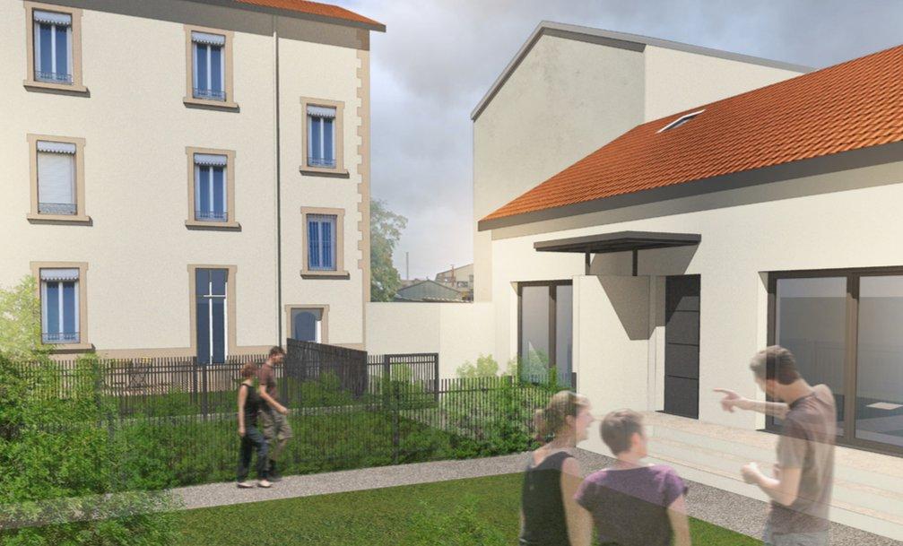Appartement T2 Neuf Villeurbanne