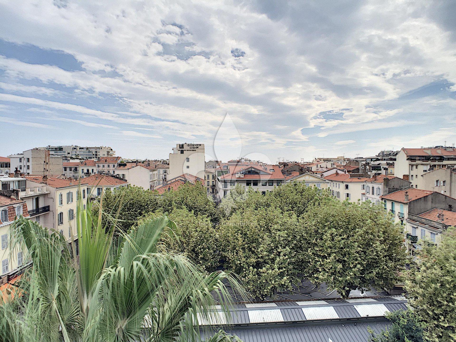 Superbe duplex au coeur du centre-ville, Cannes