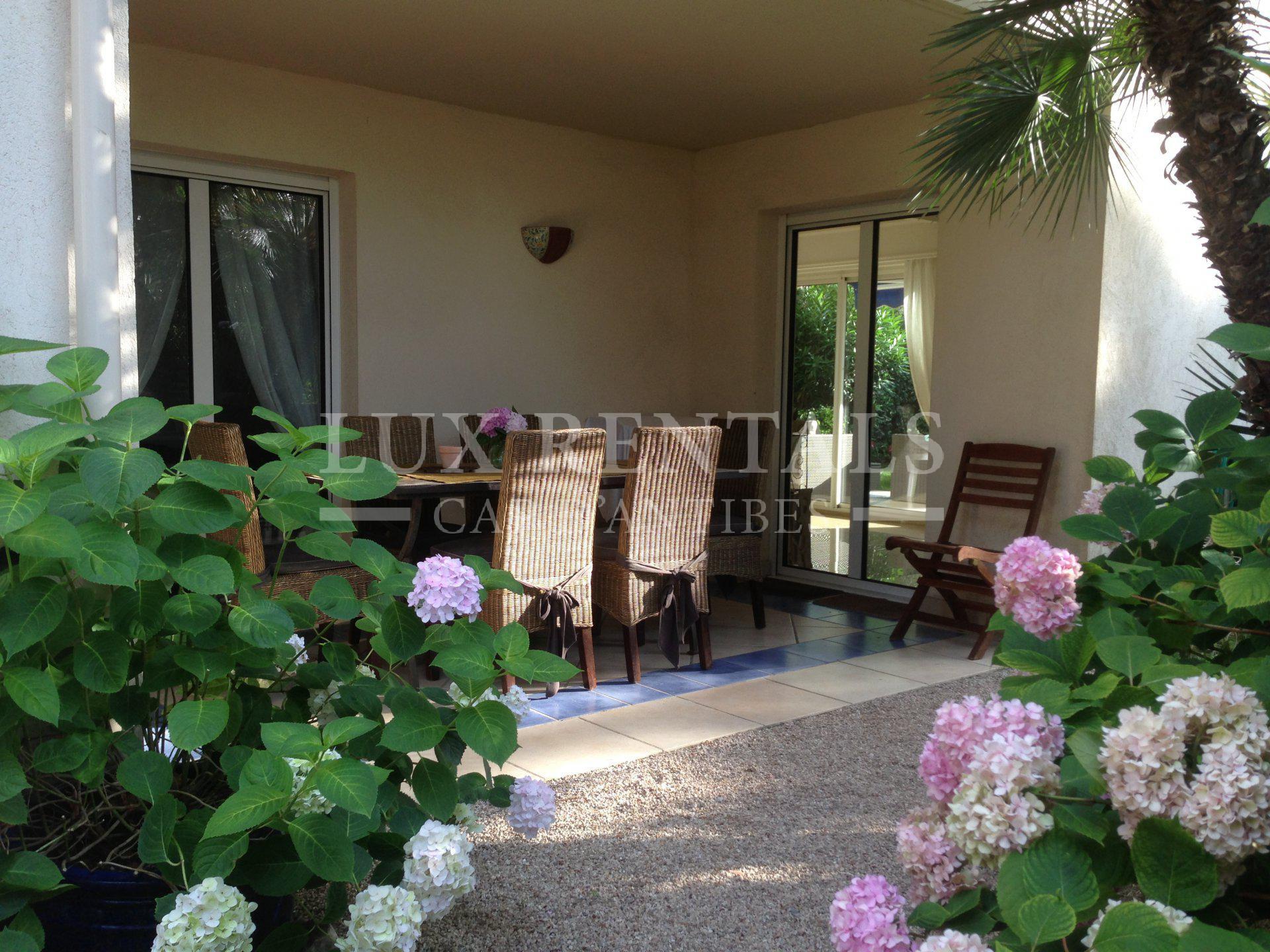 Location saisonnière Appartement - Juan-les-Pins