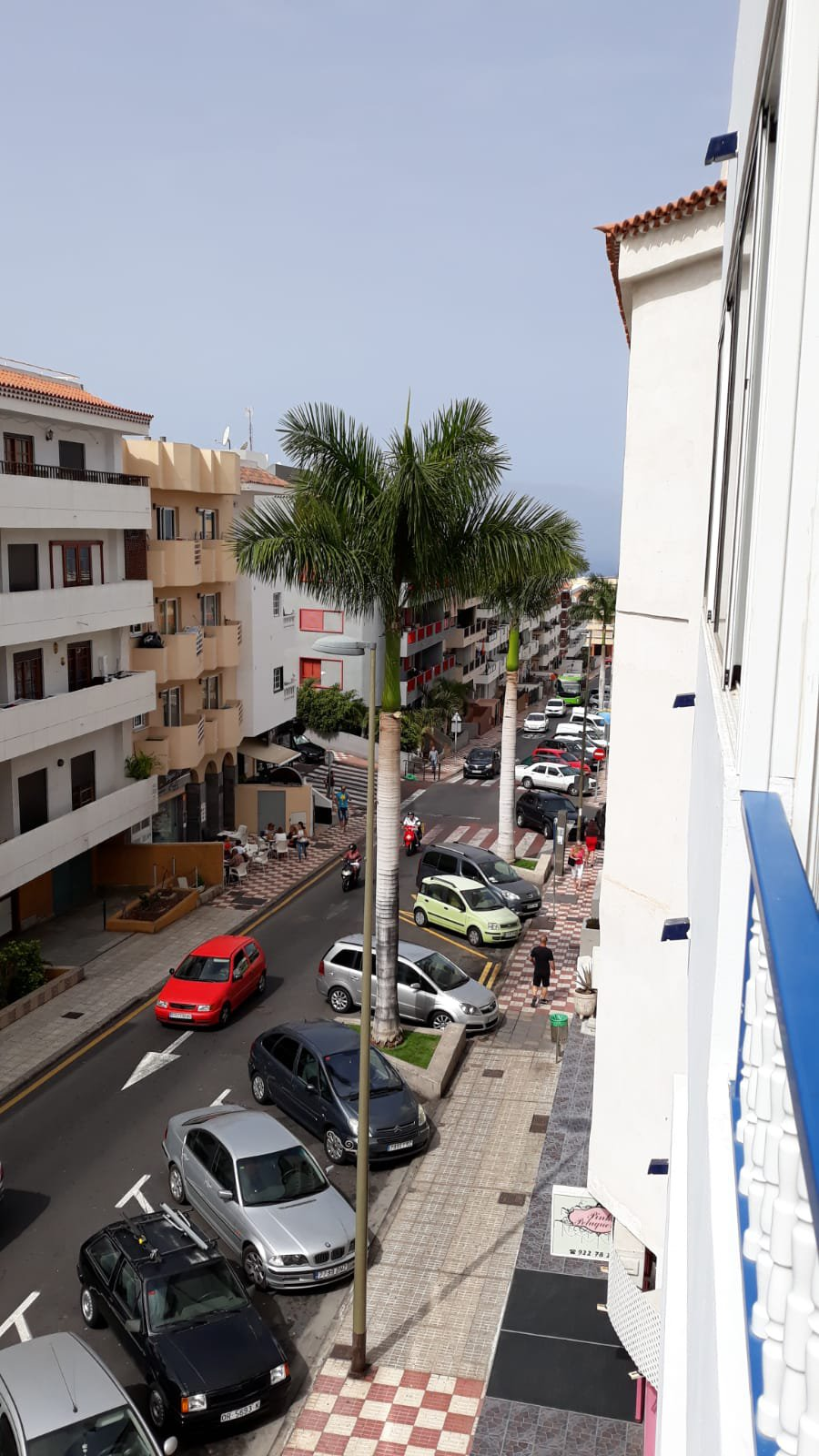 2 bedrooms apartment in the centre of Adeje village