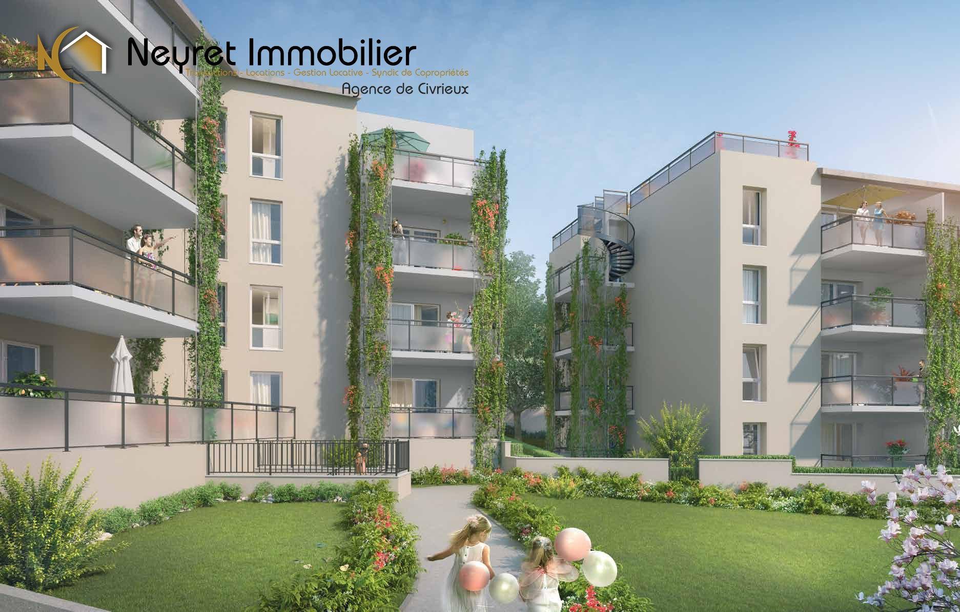 Neuville sur Saône - LES TERRASSES DE JULIE - Derniers lots disponibles !!!