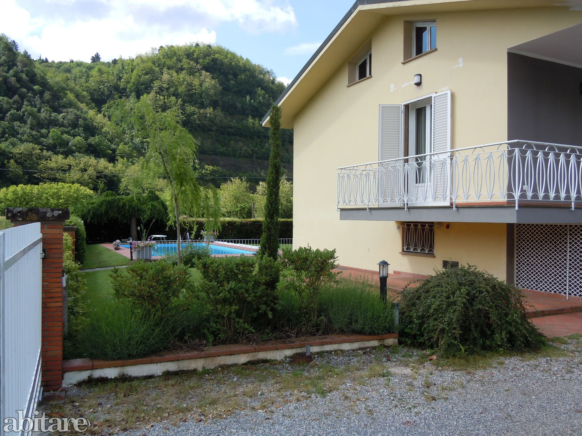BEAUTIFUL VILLA WITH POOL,  16 km from SEA, 6 PERSONS, LUCCA