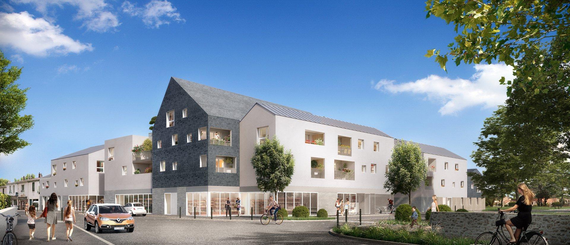 Programme Immeuble - Haute-Goulaine