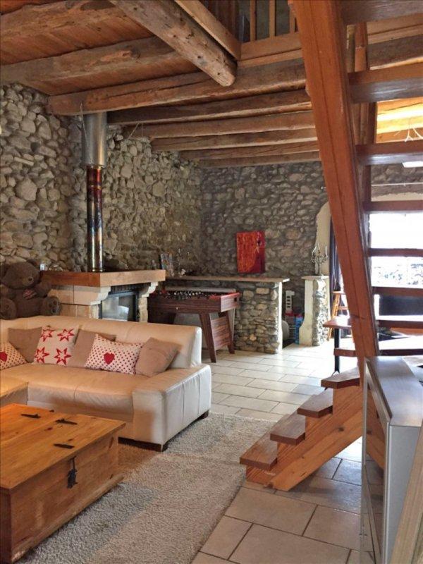 Charmante maison de village - Bons en Chablais