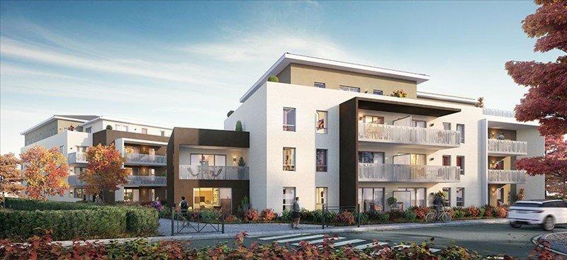 Programme Appartement - Vétraz-Monthoux