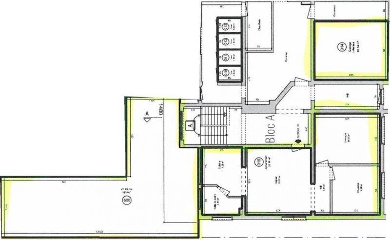 2 bedroom apartment in Rodange