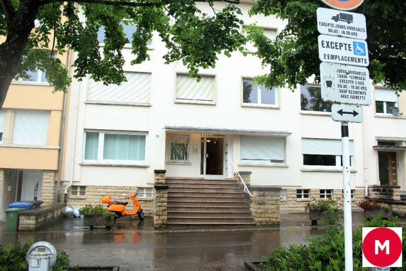 UNDER OFFER 2 bedroom apartment in Luxembourg-Bonnevoie