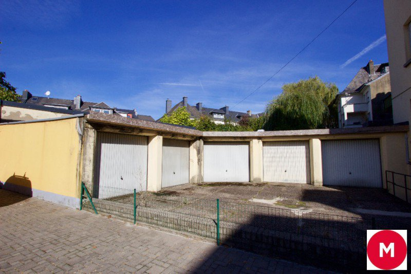 Individual garage in Luxembourg-Bonnevoie