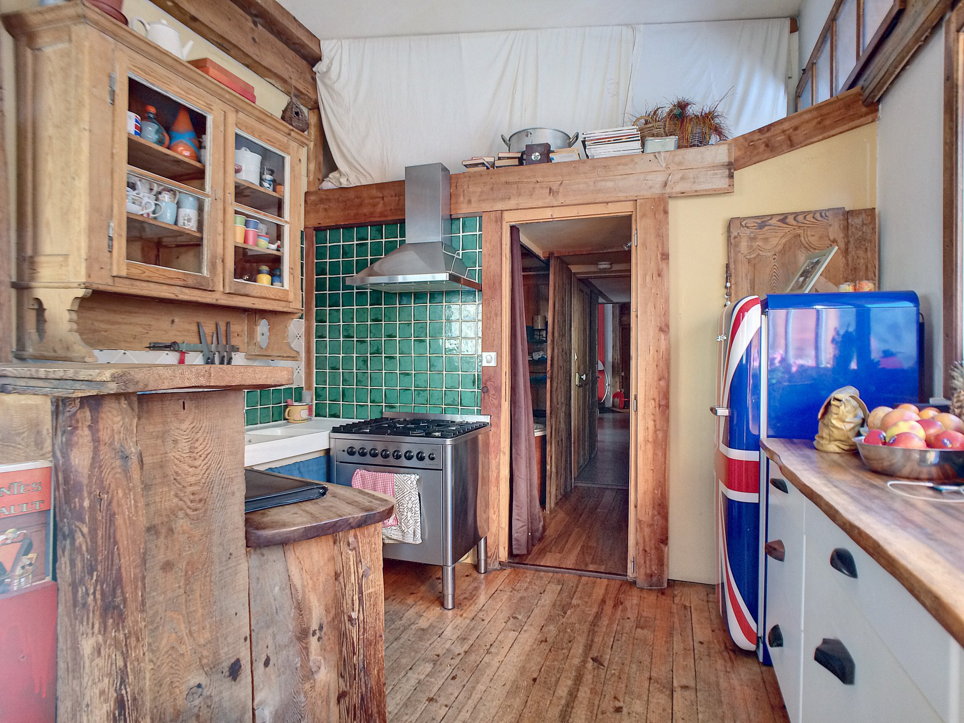 Casa 4 Camere, Les Houches