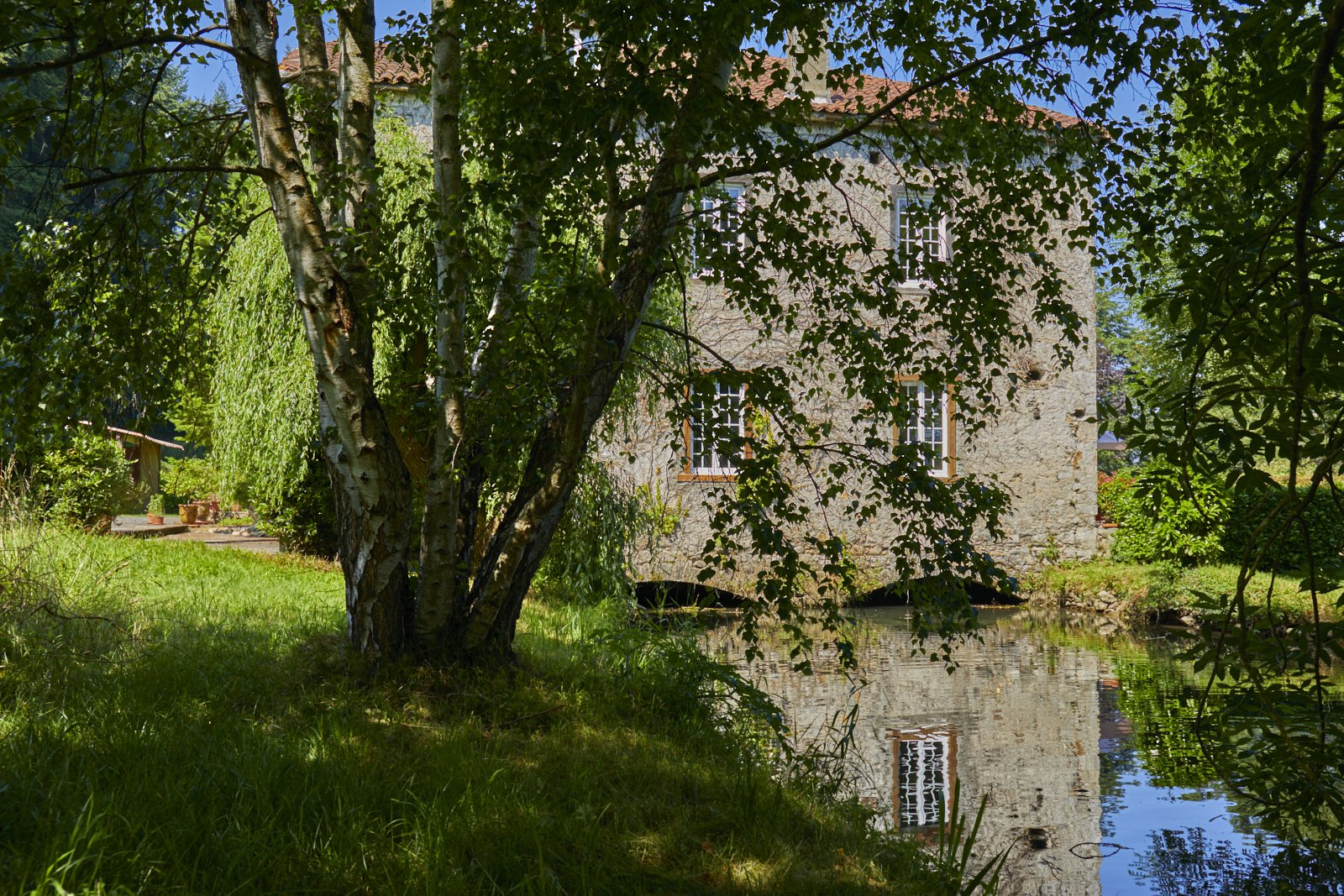 Ancien moulin remarquable !