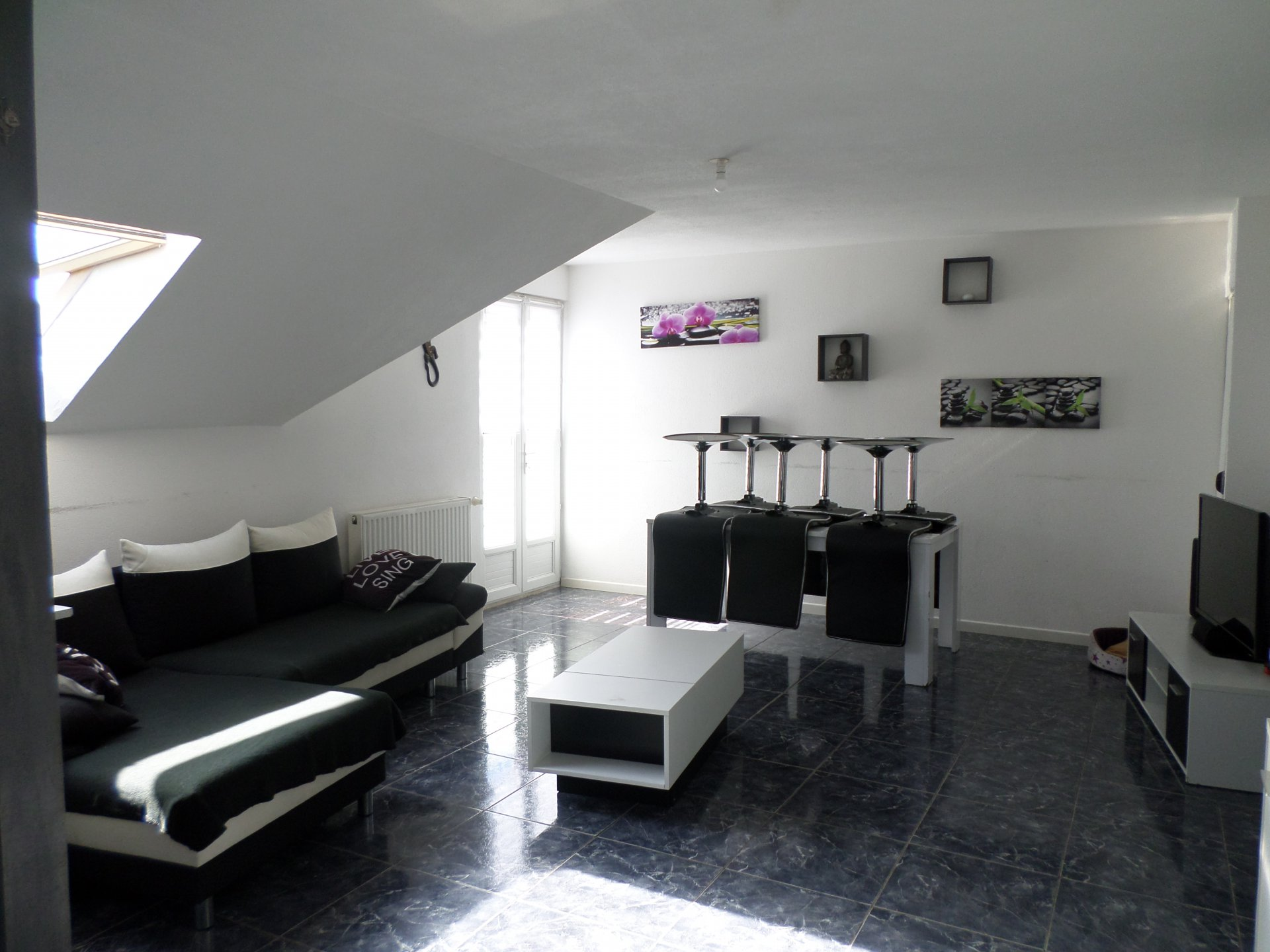 APPARTEMENT DE TYPE F5