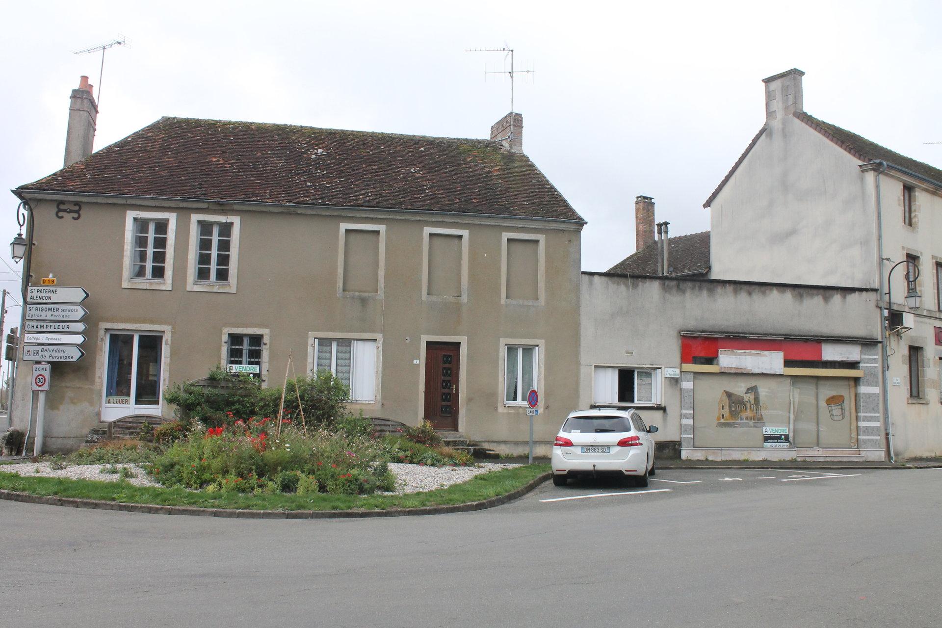 Maison de bourg idéal locatif