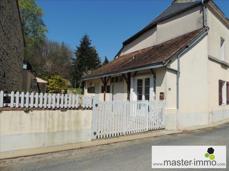 Vente Maison - St Rigomer Des Bois