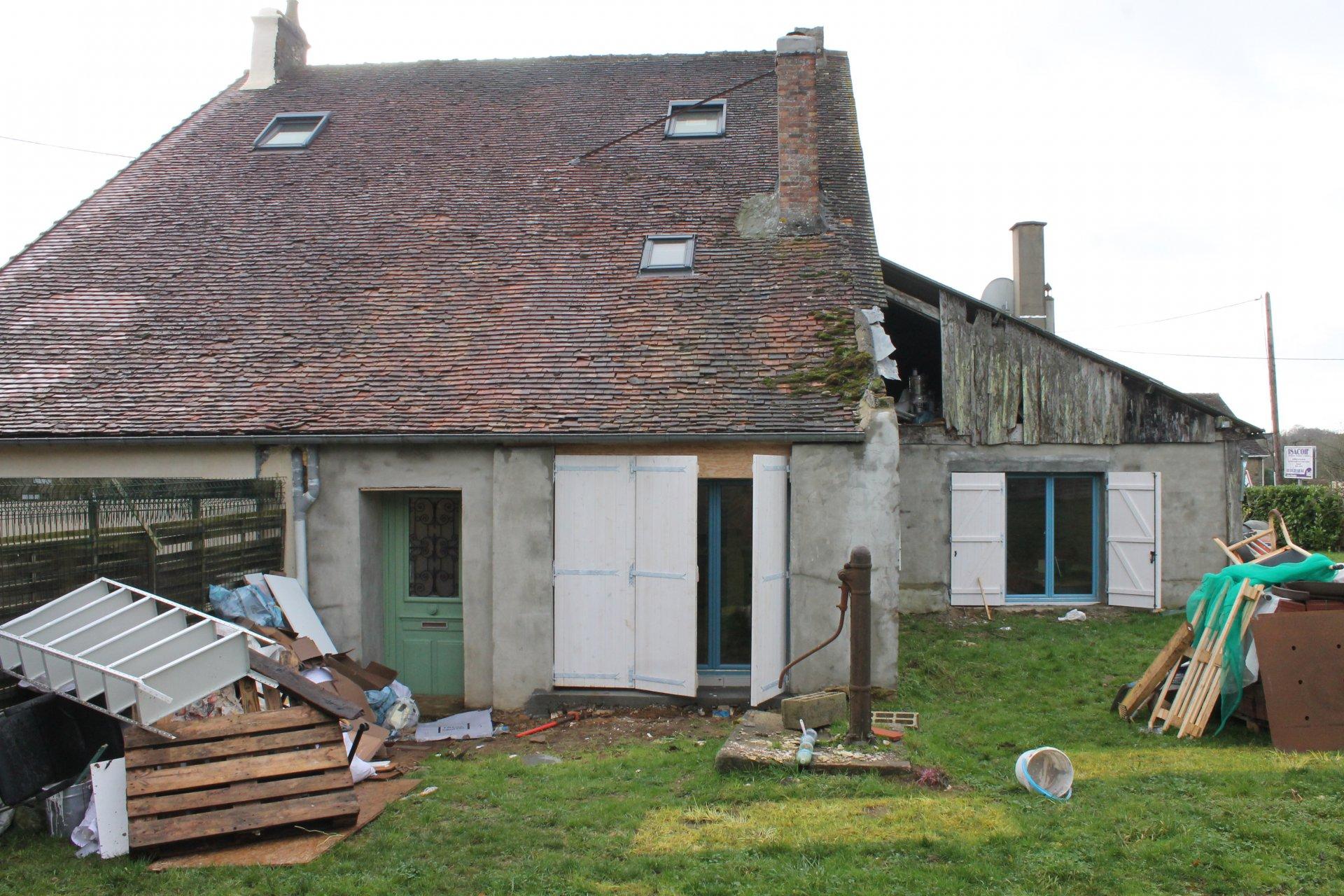 Vente Maison - La Ferrière-Bochard