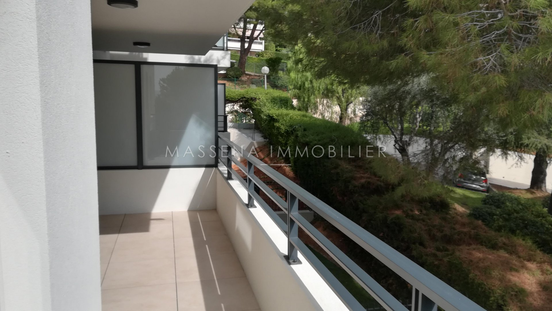 Corniche Fleurie - 1-bed apartment with terrace