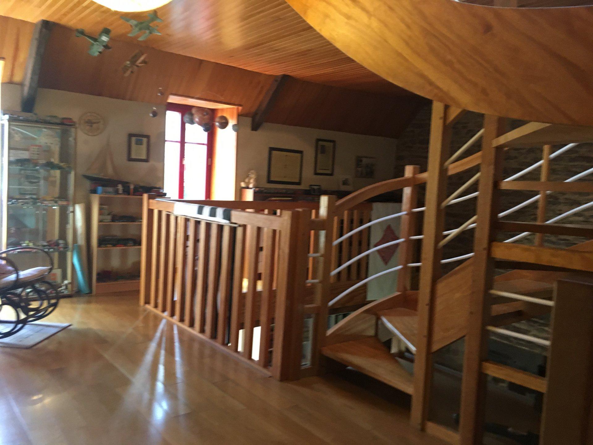Longère 140 m² hab avec piscine/jacuzzi