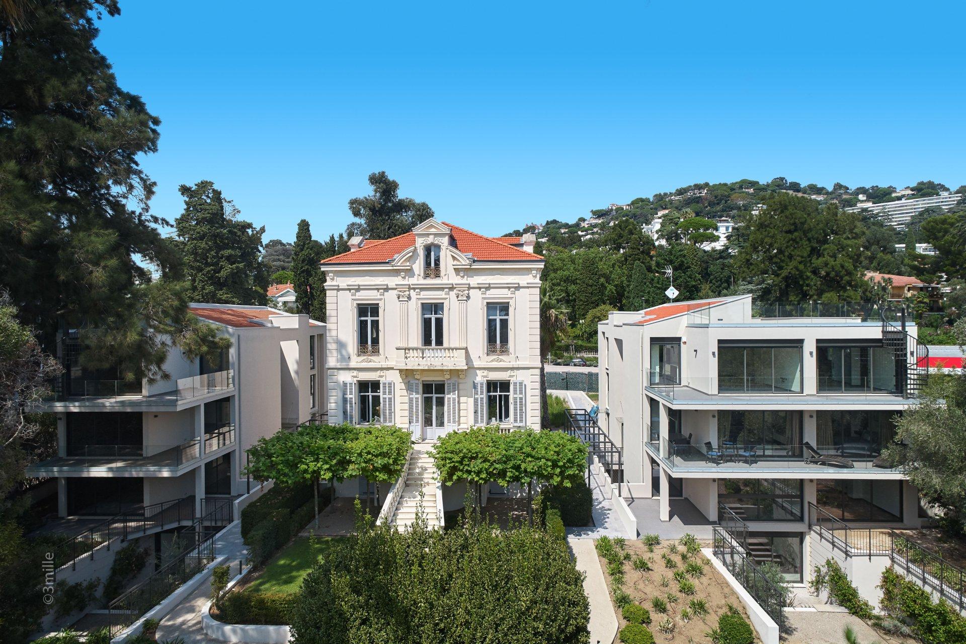 Cannes Californie: Programme neuf