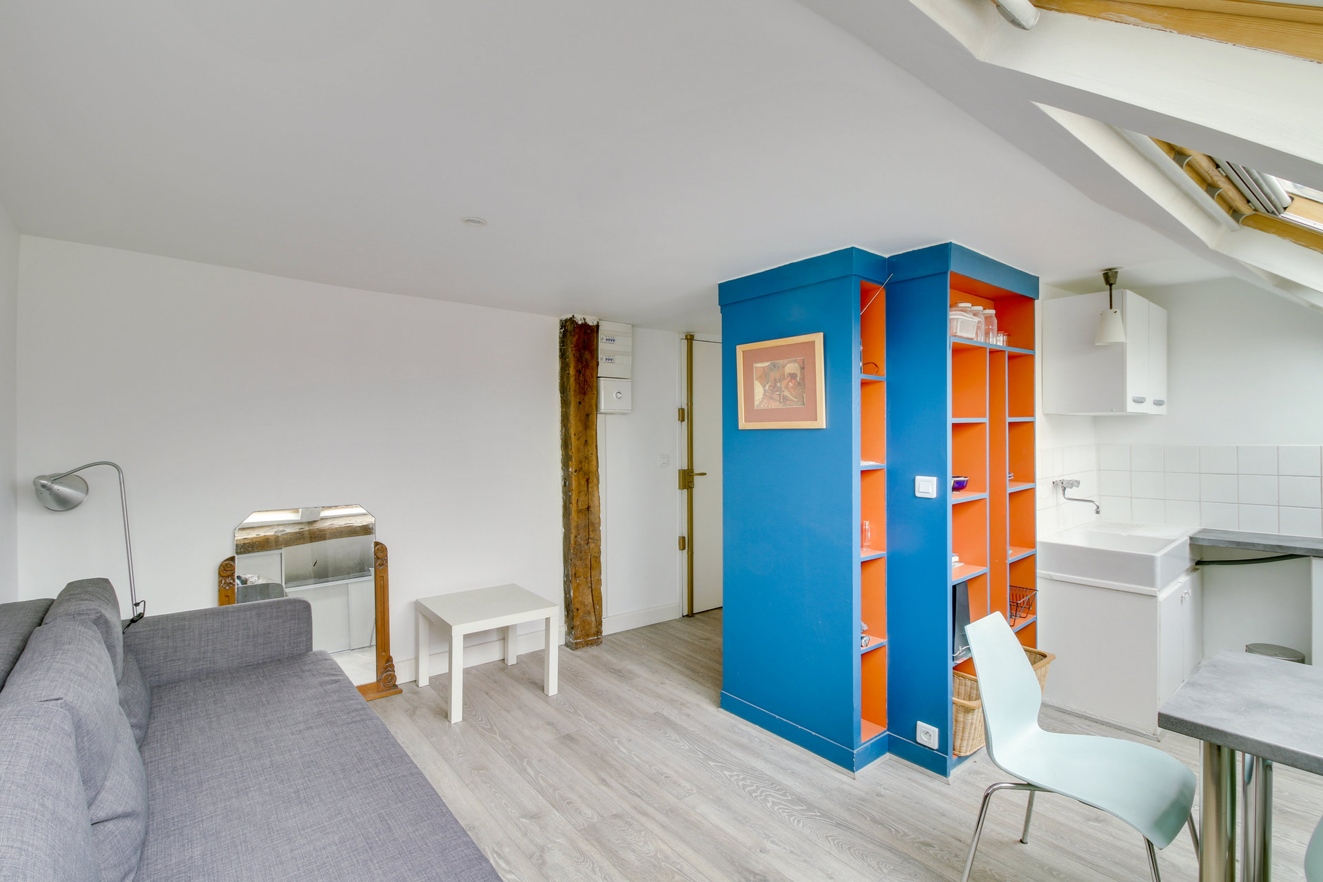 Sale Studio - Paris 7th (Paris 7ème)