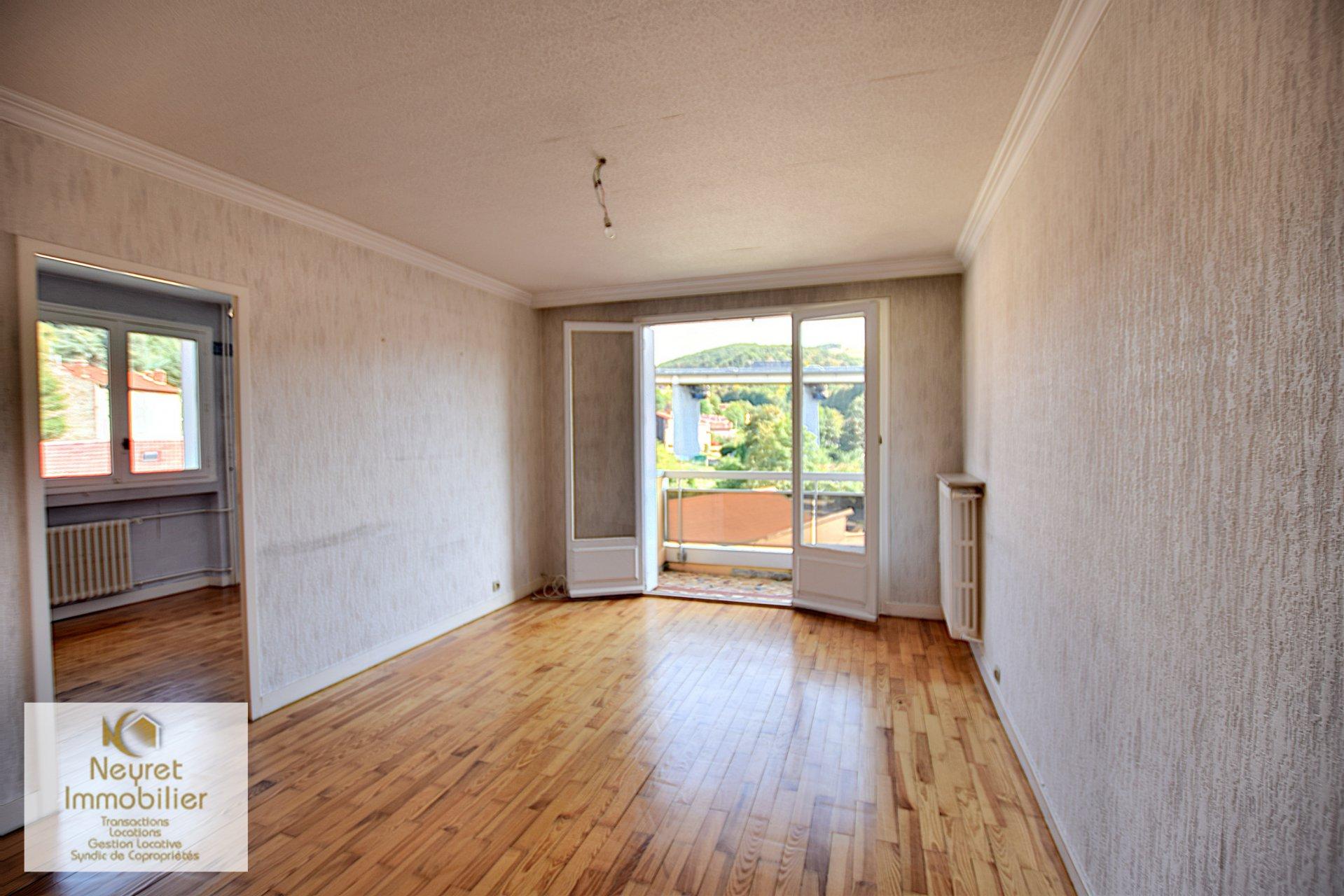 Vente Appartement - La Ricamarie
